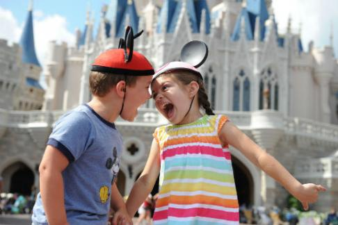 Walt Disney World Resort - 2 Días - Entrada Magic Your Way - Entrada con Fecha