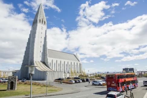 Bus Turístico - Reikiavik