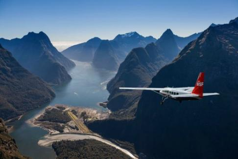 Click to view details and reviews for Milford Fly Cruise Fly Dart River Safaris.