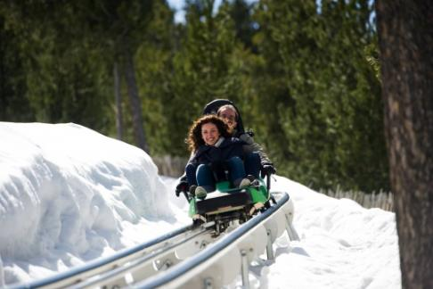 Click to view details and reviews for Naturlandia Andorra Single Ticket Winter Season.