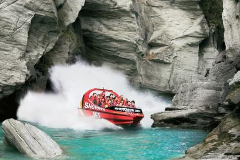 Click to view details and reviews for Queenstown Combos Skydive Helicopter Shotover Rafting.