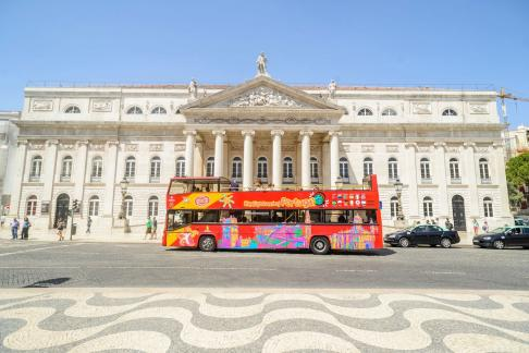 Click to view details and reviews for City Sightseeing Lisbon Hop On Hop Off.