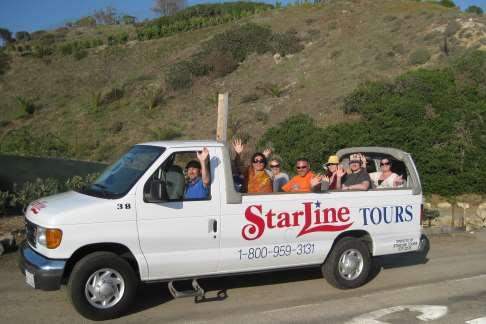 Image For StarLine - Hollywood City Tour + Stars' Homes Tour (H4)