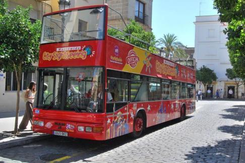 City Sightseeing Jerez Hop On Hop Off