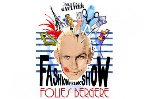 Folies Bergère Fashion Freak Show