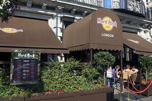 Click to view details and reviews for Hard Rock Cafe London Experience.
