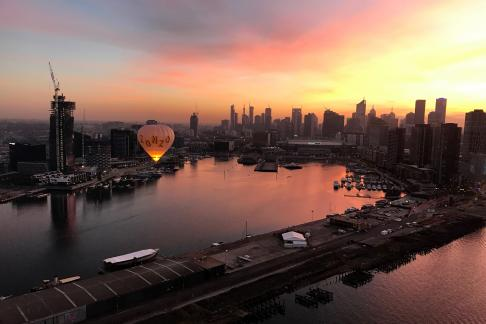Click to view details and reviews for Global Ballooning Australia Yarra Valley Flight.
