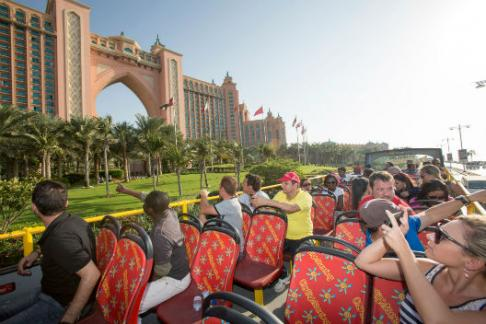 Click to view details and reviews for City Sightseeing Dubai Hop On Hop Off.