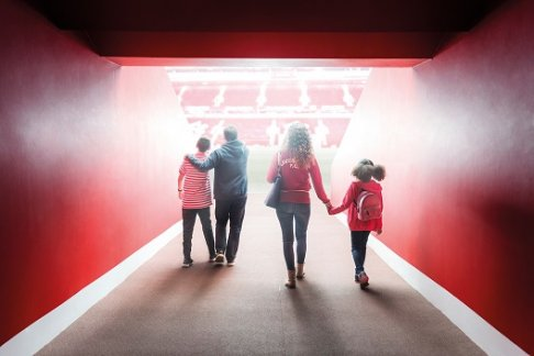 Liverpool FC Stadium Tour + British Music Experience + free Tea or Coffee