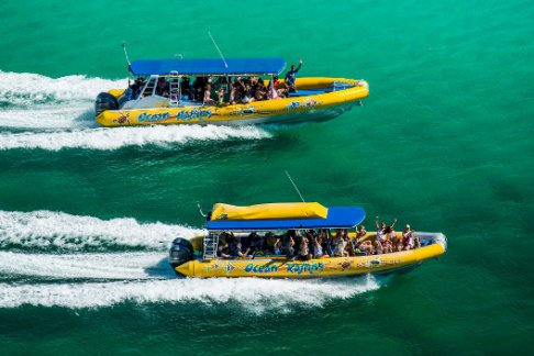 Click to view details and reviews for Ocean Rafting Double Deal Northern Southern Tours.