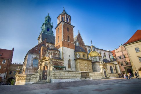 Click to view details and reviews for The Wawel Royal Cathedral.