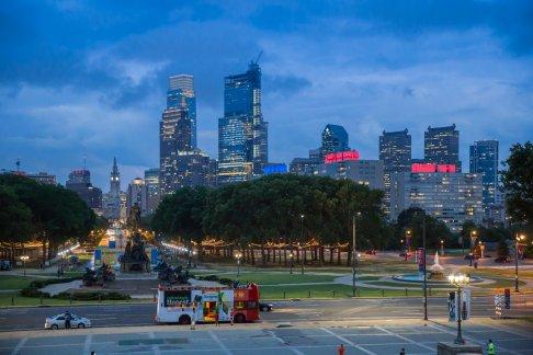 City Sightseeing Philadelphia - Bus Turístico - 2 Días