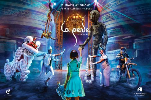 Click to view details and reviews for La Perle By Dragone Early Bird Offer.