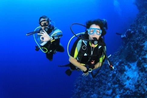 Antalya Full Day Scuba Diving