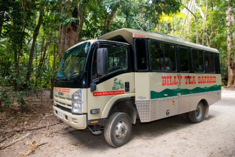Billy Tea Safaris Chillagoe Outback Tour