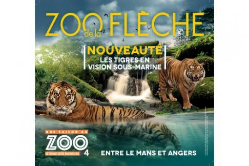 Click to view details and reviews for Zoo De La Flèche 1 Day Pass.