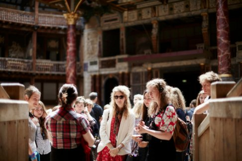 Click to view details and reviews for Shakespeares Globe Exhibition Globe Theatre Tour Ticket.