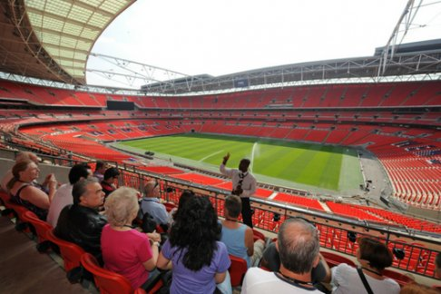 Image For Wembley Stadium Tour