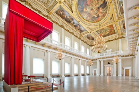 The Banqueting House Whitehall Palace England Attractions
