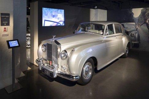 Bond in Motion Exhibition - London Film Museum
