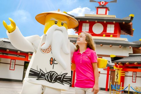 Image For Kennedy Space Center + LEGOLAND® - (2 Visits)