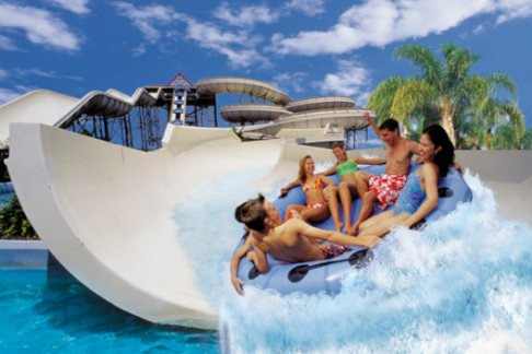 "Wet'n'Wild ""Gold Coast"" - Australie"