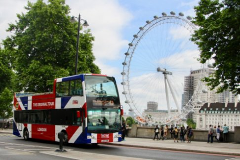 Click to view details and reviews for The Original London Sightseeing Tour.