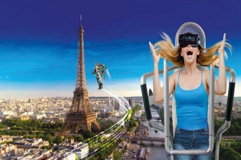 Vedettes De Paris Flyview Paris