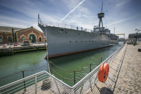 Click to view details and reviews for Hms Caroline Titanic Belfast Ss Nomadic.