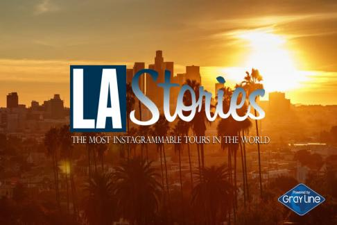 Click to view details and reviews for La Stories Melrose Street Art Selfies Coffee Couture Walking Tour.