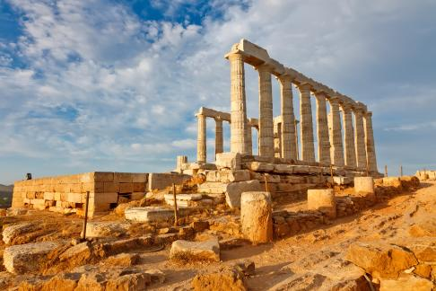 Cape Sounio Half Day Tour