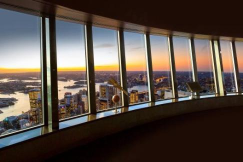 Sydney Tower Eye Tickets Discounts Cheap Deals 365tickets Australia
