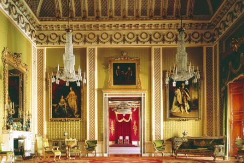 Buckingham Palace State Rooms Tickets Prices S Deals 365tickets