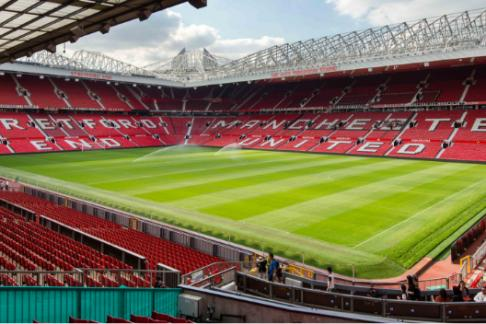 Image of Manchester United - Stadium Tour & Museum Ticket