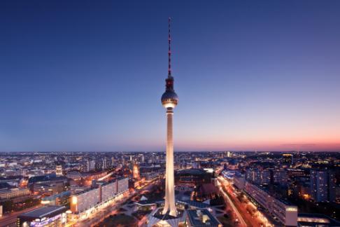 City Sightseeing Berlin Hop On Hop Off Tv Tower Berlin