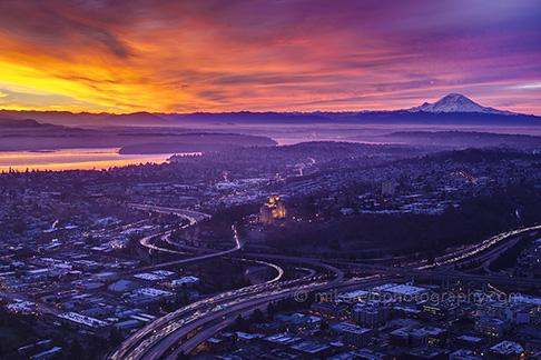 Sky View Observatory Seattle Washington Tickets & Prices