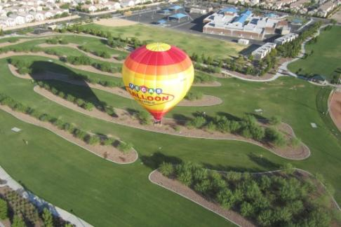 Click to view details and reviews for Vegas Balloon Rides Sunrise Hot Air Balloon Ride.
