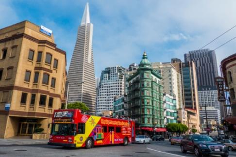 Click to view details and reviews for City Sightseeing San Francisco 1 Day Hop On Hop Off Tour.