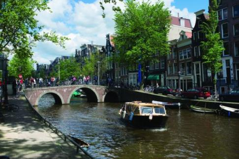 Click to view details and reviews for Lindbergh Tours Canal Cruise Semi Open Boat.