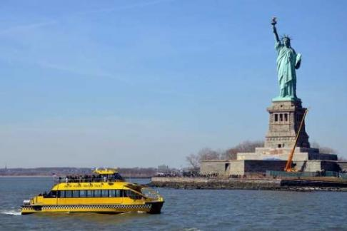 Click to view details and reviews for Circle Line Downtown Zephyr Statue Of Liberty Express.