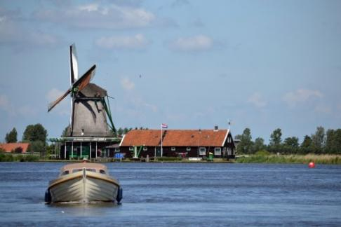 Click to view details and reviews for Volendam Marken And Windmills Amsterdam City Tour Canal Cruise.