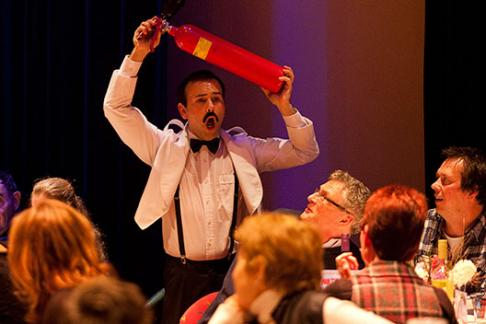 Click to view details and reviews for Faulty Towers The Dining Experience.