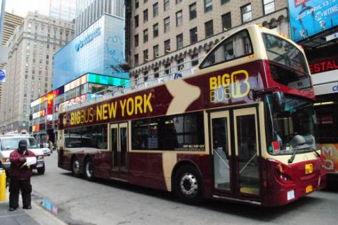 Big Bus Tours Atrakcje Nowego Jorku Bilety Znizki Wycieczki I