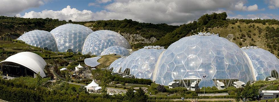 The Eden Project in Cornwall Discounts, Special Offer Tickets