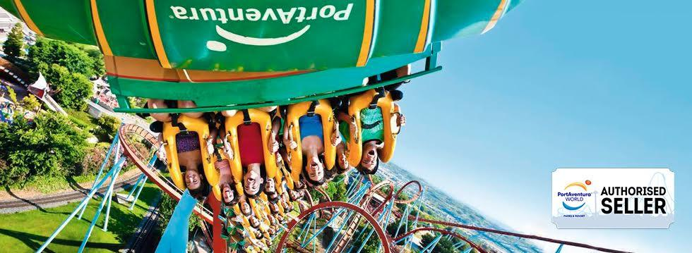 PortAventura World Tickets Salou Spain
