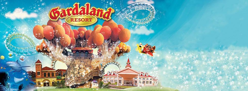 Gardaland Park Ticket