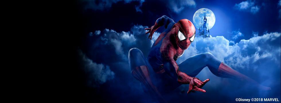 Disneyland® Marvel Summer of Super Heroes