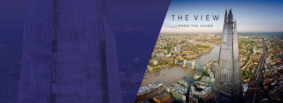 The View from The Shard Super Saver